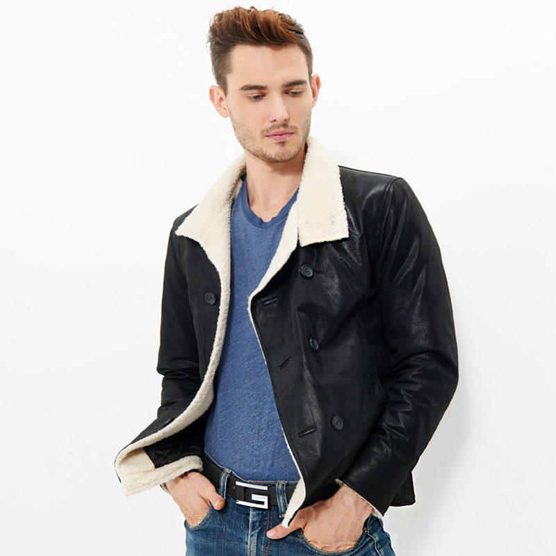 Faux Sheepskin Jacket Promotion-Shop for Promotional Faux ...