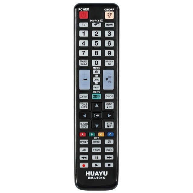 Replacement remote control for samsung smart tv AA59 00507A AA59 00465A AA59 00445A F42D controller huayu