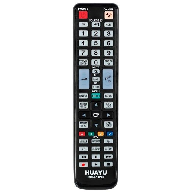 เปลี่ยนรีโมทคอนโทรลสำหรับSamsung Smart Tv AA59 00507A AA59 00465A AA59 00445A F42D Controller Huayu