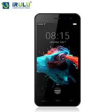 HOMTOM HT16 WIFI Téléphone Portable 8.9mm Ultra Mince 3000 mAh Andriod 6.0 Mobile Téléphone 5 Pouce MTK6580 Quad Core 1 GB/8 GB Double Caméras