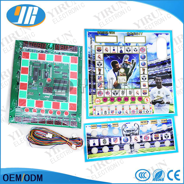 Magnificent 2 Set Football Mario Game Pcb Board With Wiring Harness For Casino Wiring Digital Resources Operpmognl