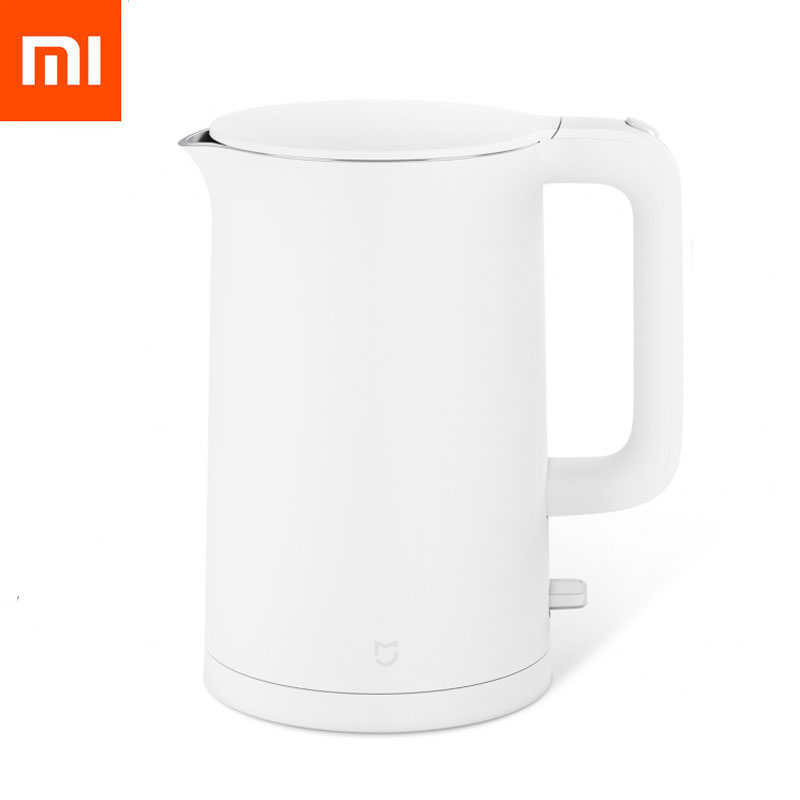 2017 New Original Xiaomi Mijia Electric Water Kettle Temperature Water 1 5L 304 Stainless Steel Fast