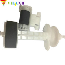 цена на 1set Pickup Roller For Epson L210 L200 L355 ME10 L110 L111 L120 L130 L220 L211 L300 L301 L303 L310 L350 L351 L353 Printer parts