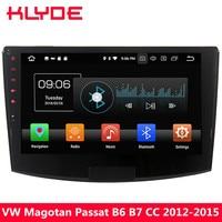 KLYDE 10.1 4G Octa Core Android 8.0 4GB RAM 32GB ROM Car DVD Multimedia Player For Volkswagen Magotan Passat B6 B7 CC 2012 2015