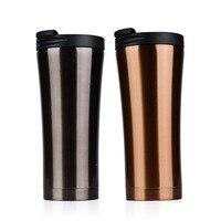 500 ml Rvs Auto Cup Kleine Thermos Vacuüm Thermofles Termica Fles Travel Beker Mini Hot Koud Water Garrafa