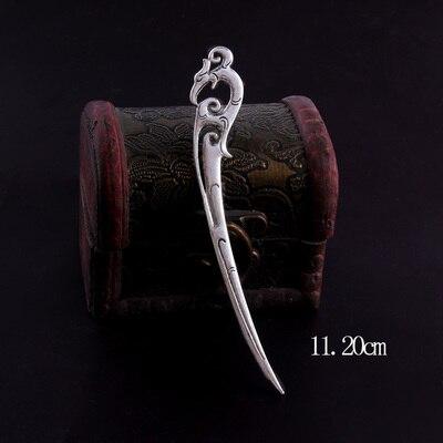 HTB1UhZxPFXXXXbfXpXXq6xXFXXXz Elegant Silver Vintage Hair Stick Pin For Women - 16 Styles