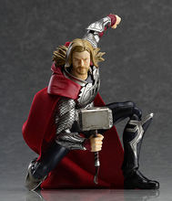 Mutável filme da Marvel the Avengers Thor martelo Thor Figma PVC Action Figure Collectible Modelo Toy boneca criança caçoa o presente(China)
