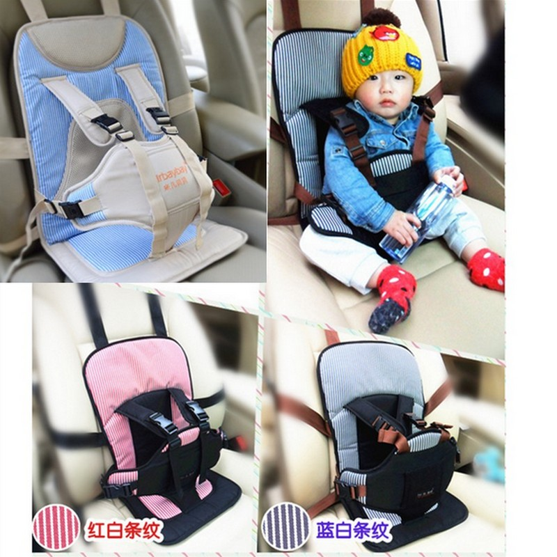 Baby Child Infant Children Car Safety Seat Cushion Auto Portable Carrier Harness Style Harnesses Free Shipping In Seats From