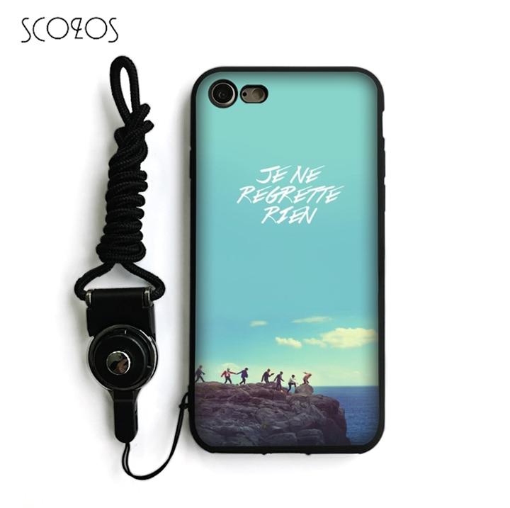 Fitted Cases Cellphones & Telecommunications Constructive Scozos Bts Bangtan Boys Bts Papillon Silicone Phone Case Cover For Iphone X 5 5s Se 6 6s 7 8 6 Plus 6s Plus 7 Plus 8 Plus &rr14