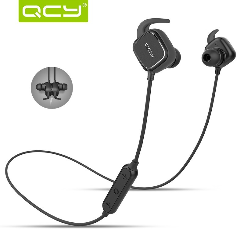 Wireless Bluetooth Earphones Original QCY QY12 Earphone with Microphone for Xiaomi Piston 3 Auriculares Earbuds