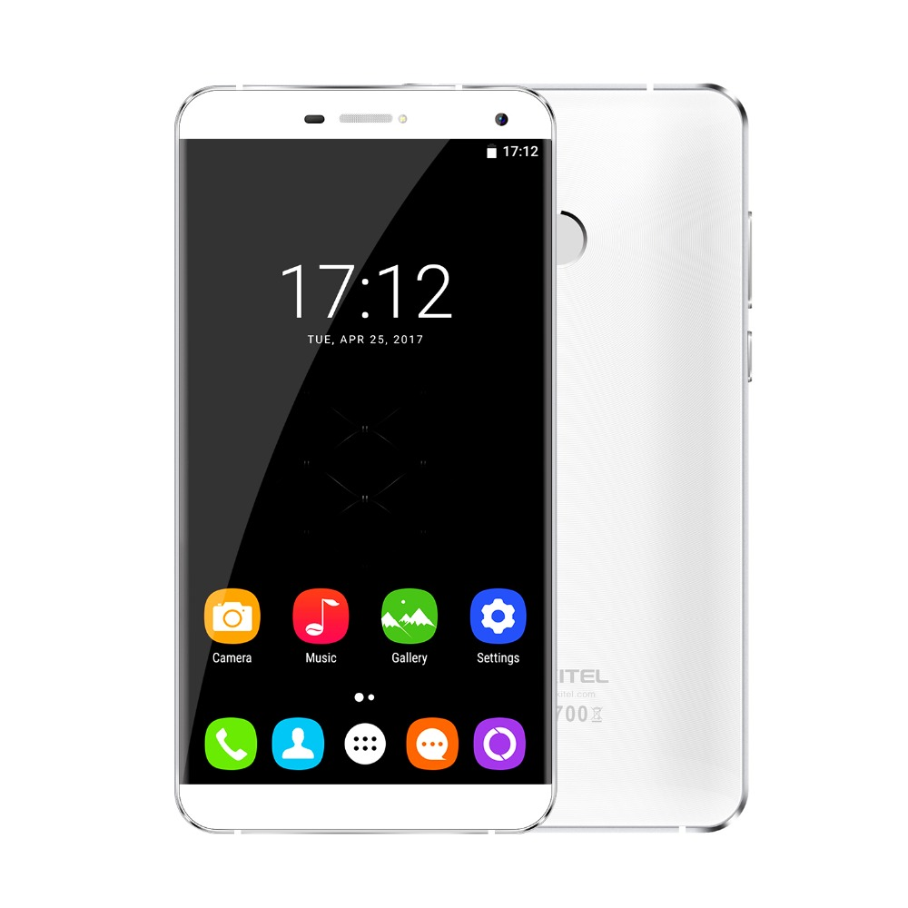 Original Oukitel U11 Plus Android 7 0 Moblie Phone 5 7 MTK6750T Octa Core cell phone
