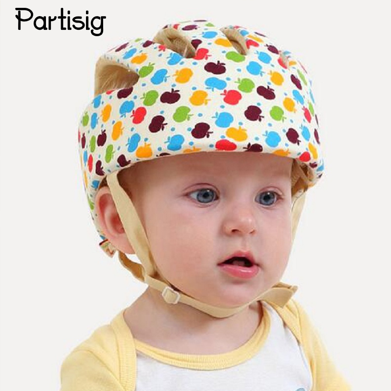 Brand Baby Cap Safety Helmet For Babies Boy Girl High Quality Infant Protective Hat Toddler Drop Resistance Safety Products