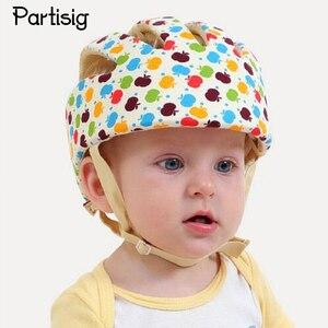 Image 1 - Casco de espuma para bebé, niño y niña, sombrero protector de alta calidad para niños, resistencia a caídas, productos de seguridad para niños pequeños
