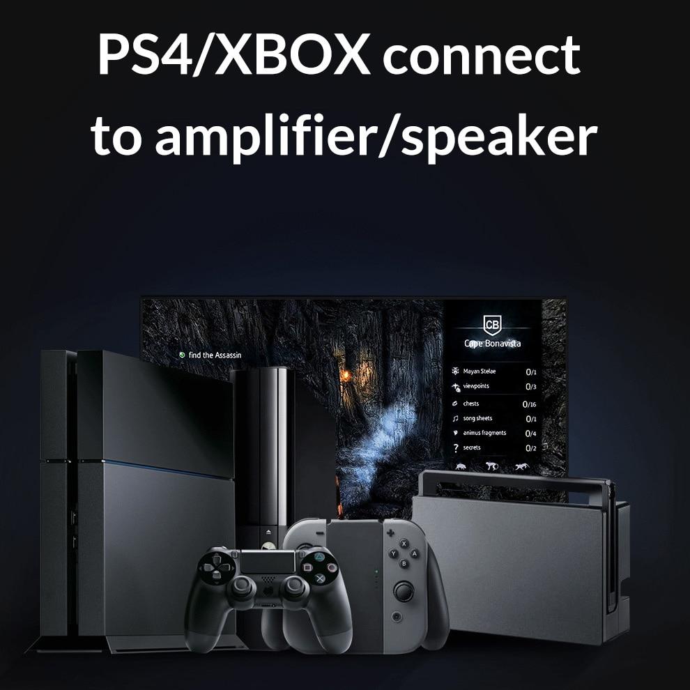 Image 5 - Unnlink SPDIF Toslink Optical Cable Audio 3m 5m 8m 10m HIFI 5.1 Fiber for TV box PS4 Speaker Wire Soundbar Amplifier Subwoofer