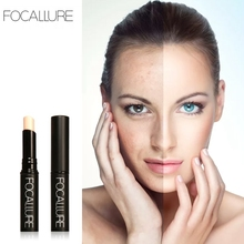 Focallure Perfect Cover Face Concealer Stick Waterproof Base Contouring Corrector Dark Circles Makeup Cosmetics