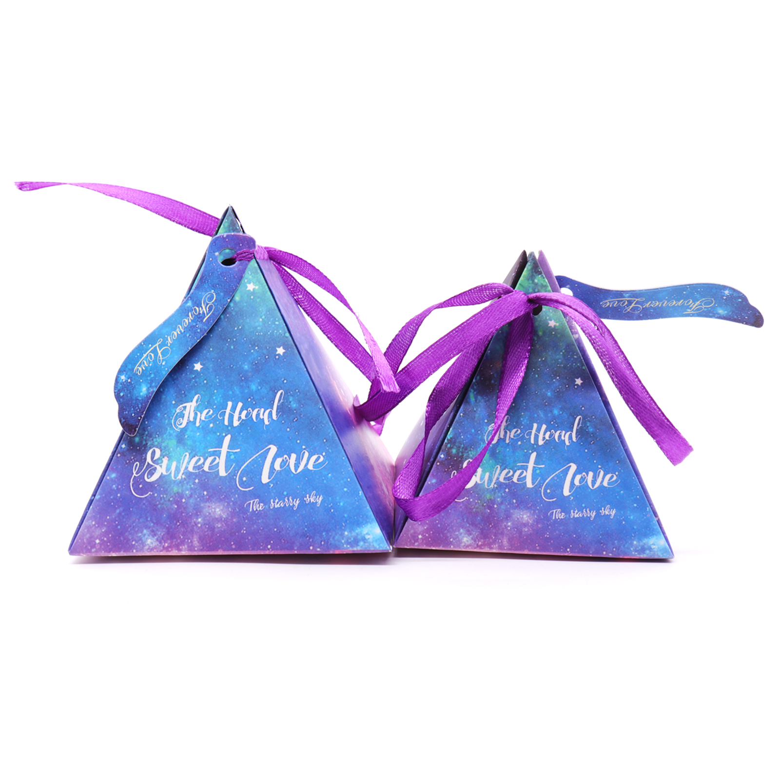 Mermaid Theme Paper Gift Bags Candy Bag Party Baby Shower Birthday Supplies LH