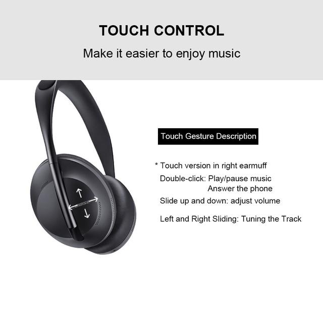 Bose 700 Noise Cancelling  Wireless Headset  Adaptive Mic System BOSE AR 6