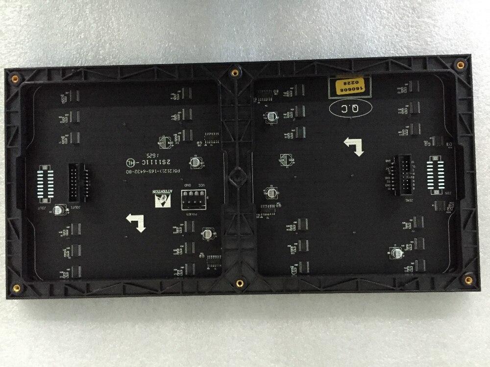 64x32 indoor RGB hd p5 indoor led module video wall high quality P2.5 P3 P4 P5 P6 P7.62 P8 P10 rgb module full color led display