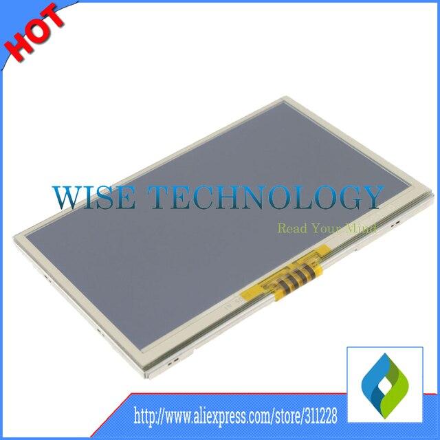 "Original 4.3 ""pulgadas LMS430HF42 LMS430HF42-003 REV0.0 GPS Nnavigation LCD screen display + digitalizador de pantalla táctil, GPS LCD"