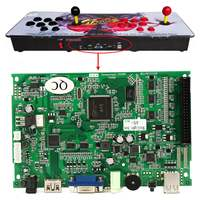 Game Box 4/5S 815/1314 In 1 MAME Jamma VGA Pandoras Cabinet Machine Motherboard Parts Console Multi Arcade PCB Board Cartridge