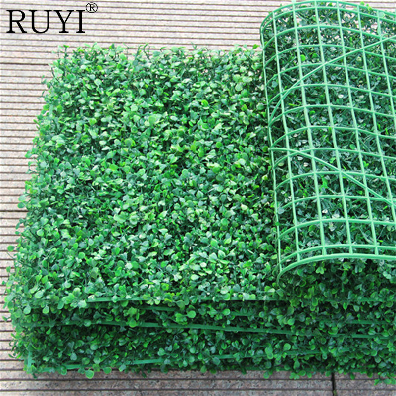 Simulation Of Milan Lawn Fake Douban Green Grass Pile Wall