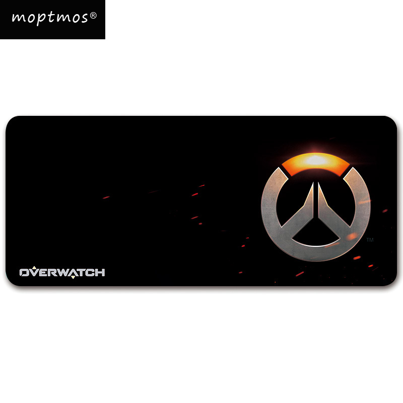 Overwatch Gaming Mouse Pad - Anti-Slip Professional-Grade Gaming Mouse Mat - Large Size Speed Surface