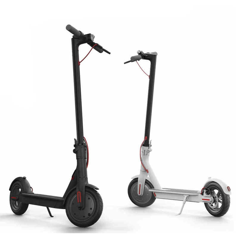 Luces traseras de Scooter eléctrico Led guardabarros trasero Pantalla de lámpara de freno trasero para Xiaomi Mijiam365 Scooter Skateboard