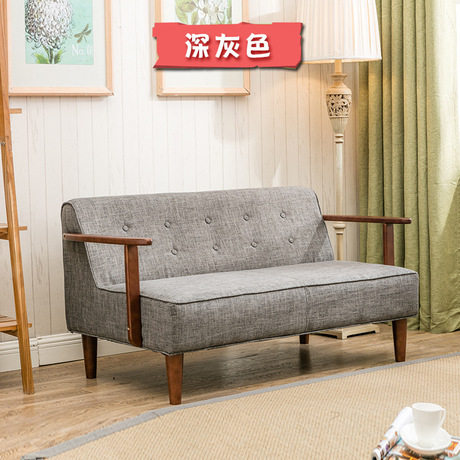 Living Room Sofas Furniture Home Fabric Leather Sofa Bed 132 75 72 Cm Sectional Couch Recliner 2018