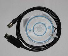 Новый USB кабель для загрузки Topcon тахеометров, подходит для WIN8 WIN7 системы