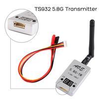 5.8G 1W 1000mW Wirless Audio Video AV Transmitter TS932 for Multicopter Car Video Backview System Wifi Aerial Photo