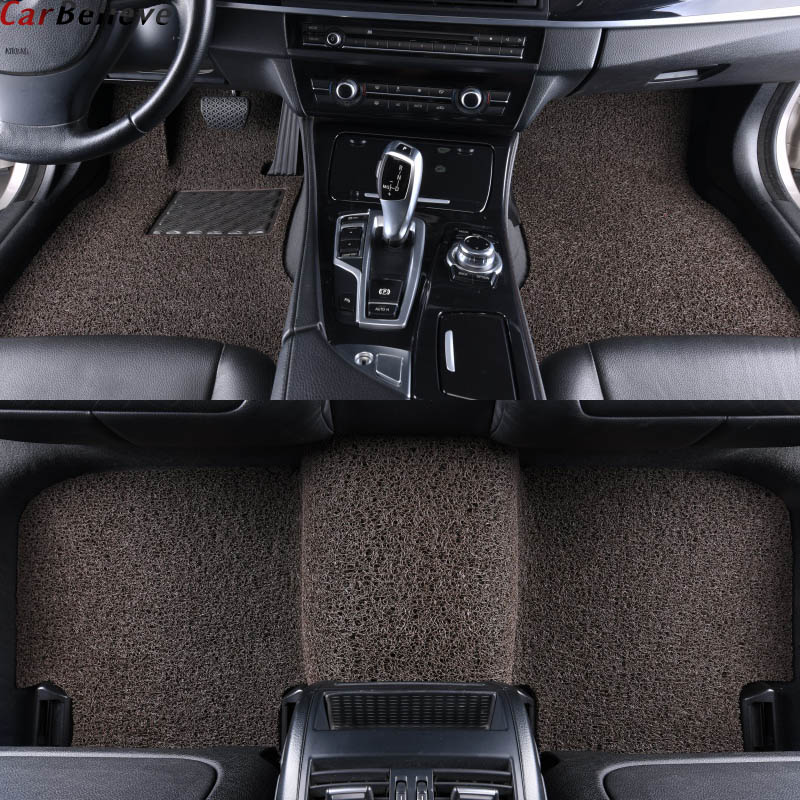 Car Wind Car Floor Mat For Mitsubishi Outlander Xl 3 2008 Pajero Sport 4 Grandis Lancer X Galant Accessories Carpet Rugs