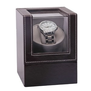 Image 5 - Remontoir de montre boîte en cuir PU