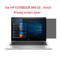 For HP  ELITEBOOK 840 G5  14inch laptop screen Privacy Screen Protector Privacy  Anti Blu ray effective protection of vision|  -