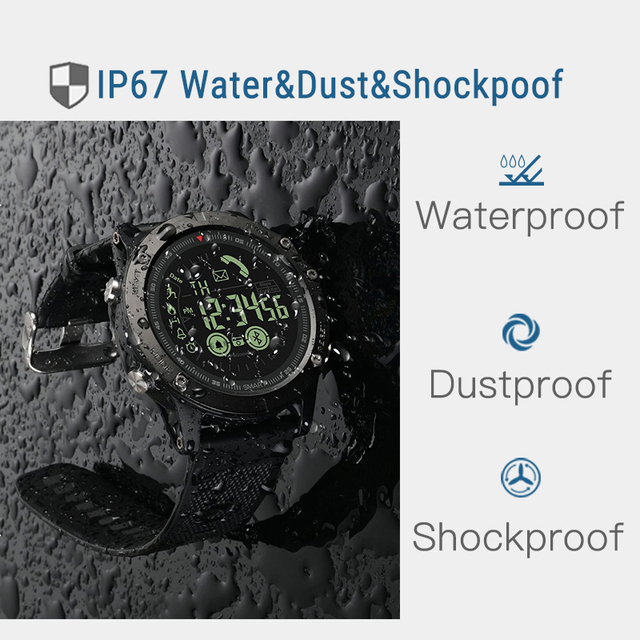 New Zeblaze VIBE 3 Flagship Rugged Smartwatch 33-month Standby Time 24h All-Weather Monitoring Smart Watch For IOS And Android 3