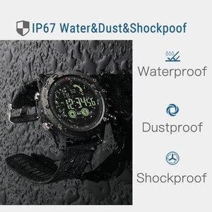 Image 4 - Nieuwe Zeblaze Vibe 3 Vlaggenschip Robuuste Smartwatch 33 Maand Standby tijd 24H All Weather Monitoring Smart Horloge voor Ios En Android