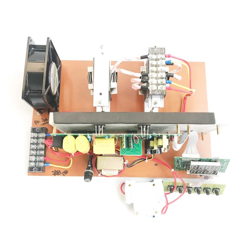 US $220 0 |ultrasonic driver circuit for ultrasonic cleaning transducer  1000W 20,khz,25khz,28khz,30khz,33khz,40khz-in Ultrasonic Cleaner Parts from