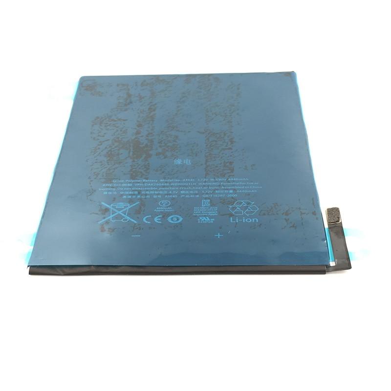 bilder für Neueste A1445 batterie für ipad mini 1 reparatur teil lithium-ionen-batterie-wiedereinbau teil build-in batterie 4440 mAh mit reparatur Werkzeuge