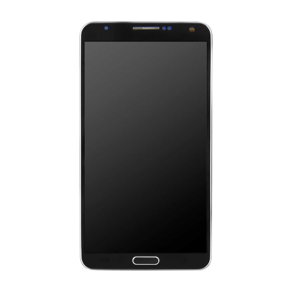 <font><b>LCD</b></font> For Samsung Glalaxy Note3 Note 3 <font><b>N9000</b></font> N9005 <font><b>LCD</b></font> Display Touch Screen Digitizer Assembly with Frame + Free Tools image