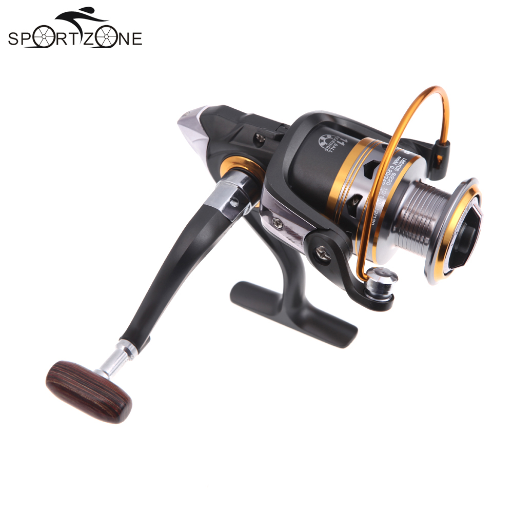 11BB Ball Bearings Fishing Reels Left/Right Interchangeable Collapsible Handle Travel Fishing Wheel Spinning Reel 5.2:1