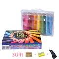 120 цветов карандаши мягкие акварельные карандаши деревянные цветные карандаши набор для рисования эскиз пастельные карандаши подарки для ...