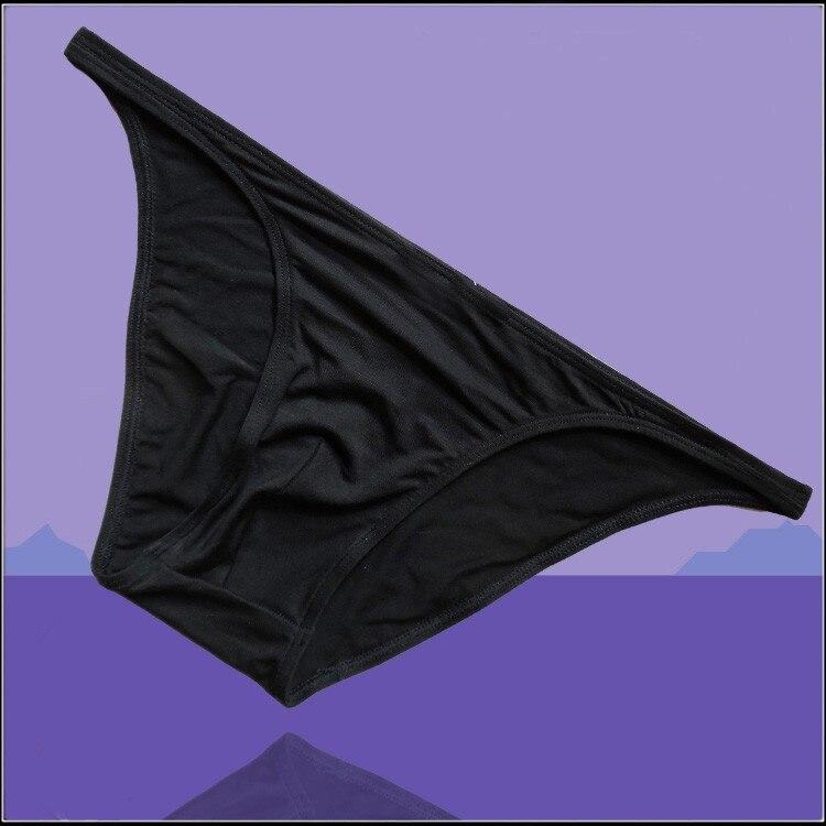 2017 Mens Sexy Comfortable Modal Cotton Bikini Men U Convex