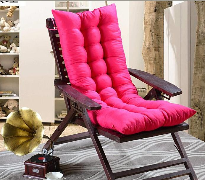 Reversible Double Sides Use Thick Cushion,chair Cushion, Recliner Chair  Seat Cushion,rocking Chair Padded Seats In Cushion From Home U0026 Garden On ...