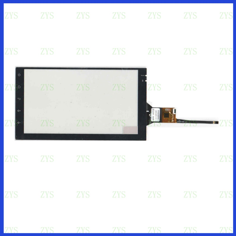 ZhiYuSun Freeshipping  7inch Capacitive Screen For ELEMENT-5 7701 CD-ROM