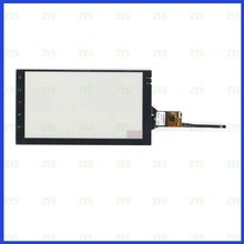 ZhiYuSun Freeshipping  7inch Capacitive screen For ELEMENT 5 7701 CD ROM