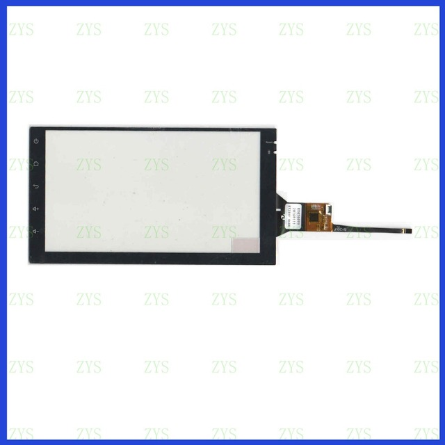 ZhiYuSun Freeshipping  7inch Capacitive screen For ELEMENT 5 7701 CD ROM