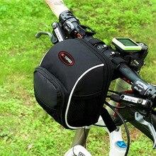 HOTSPEED Bicycle Bike Rear Top Tube Bag Waterproof MTB Road Bike Rear Bag Bicycle Saddle Bag Cycling bag for Rear Seat