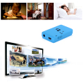 3.5mm transmisor bluetooth tv Mini tv Transmisor de Audio Bluetooth Estéreo A2DP Dongle para TV iPod Mp3 PC