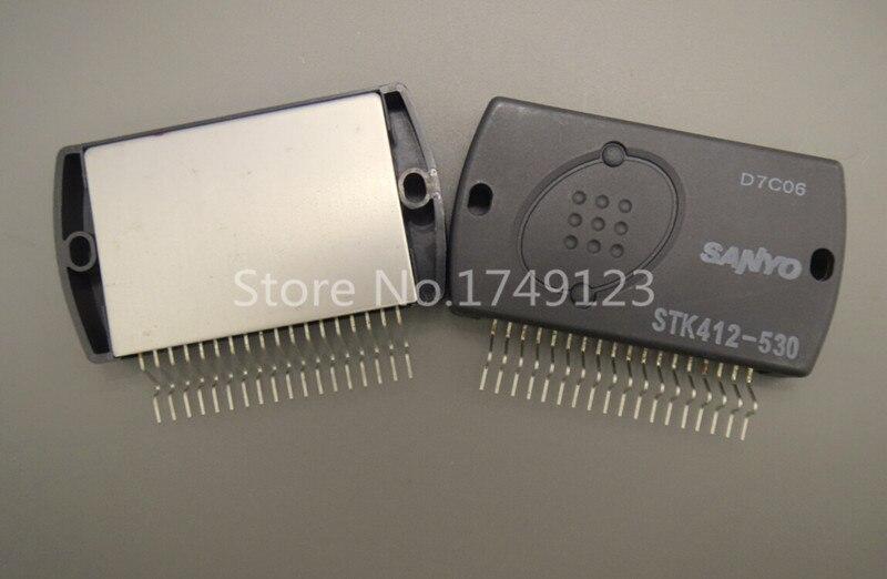 все цены на Free Shipping 5PCS STK412-530 STK412 530 module онлайн