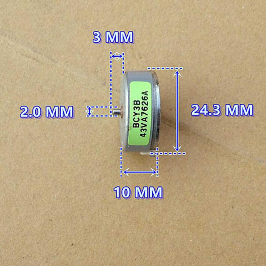 1 ชิ้น 400 บางเฉียบพลังงานแสงอาทิตย์ขนาดเล็ก DC3V มอเตอร์ 6500 รอบต่อนาที DIY