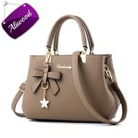 Aliwood Fashion Women S Bags Leather Handbag Sweet Elegant Designer Lady Crossbody Bags Tote Female Shoulder